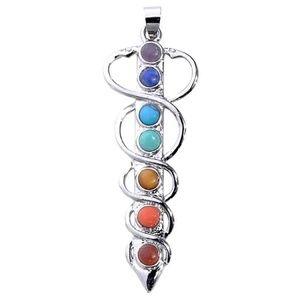Chakra Healing Chakra Pendant